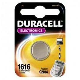 Duracell 1616 batteria per uso domestico Batteria monouso CR1616 Litio