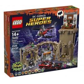 Lego Super Heroes 76052 Batman Classic - Batcaverna