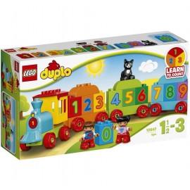 Lego Duplo 10847 - Il Treno dei Numeri