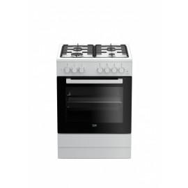 Beko FSE62110DW -  Cucina da Libero Posizionamento, 60x60 cm