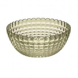 Guzzini Tiffany - Coppa L, 25 cm, Sabbia