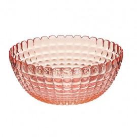 Guzzini Tiffany - Coppa XL, 30 cm, Rosa Corallo