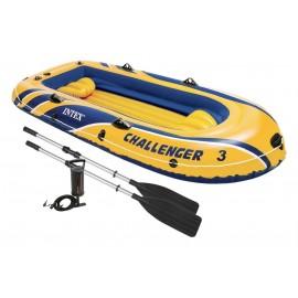 Intex 68370 - Challenger 3 Set, 295 x 137 x 43 cm