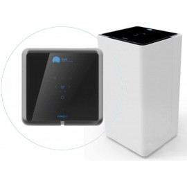 DAITSU Airbox 300 S Home by Zonair3D - Purificatore d'Aria, Professionale, Filtro HEPA