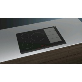 Siemens EX875LVC1E - Piano Cottura ad Induzione, 80 cm