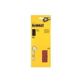 DeWalt DT8550 carta abrasiva per levigatrici - foglio da 1/2
