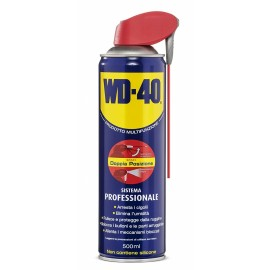 WD-40 Lubrificante Spray con Sistema Professionale 500 ml