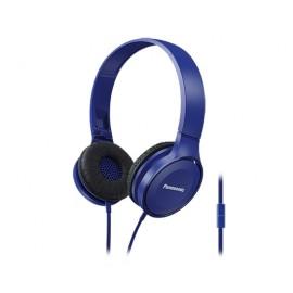 Panasonic RP-HF100ME Cuffia Padiglione auricolare Blu