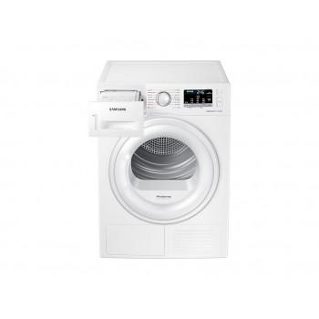 Samsung DV80M50101W - Asciugatrice a Pompa di Calore, 8 kg, A++