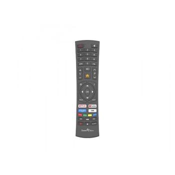 "Smart-Tech SMT43F30UV2M1B1  UHD 43"" UHD SMART LINUX , QUAD CORE, DVB-T2 H265/HEVC"