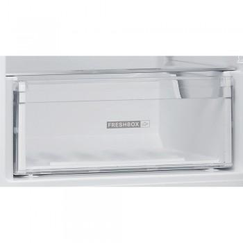 Whirlpool W5 821E W 2 - Frigorifero Combinato, StopFrost, 6 Senso, 339 Litri, Classe E (A++) Bianco