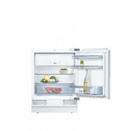 Bosch KUL15AFF0 - Frigorifero da Incasso SottoTop con Cella Freezer, Serie 6, 123 Litri, Classe F (A++), 82 x 59,8 x 54,8 cm