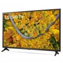 """LG 55UP75006LF 139,7 cm (55"""") 4K Ultra HD Smart TV Wi-Fi Grigio"""