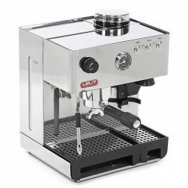 Lelit PL042EMI Anita  - Macchina Caffè Espresso, Manometro Illuminato