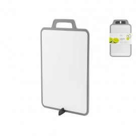 H&H - Tagliere Antibatterico Polietilene, 30x18 cm