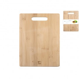 H&H - Tagliere Bamboo, 23x30,5x1 cm