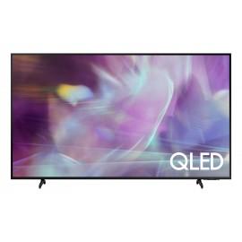 """Samsung QE55Q60AAUXZT - Smart Tv 65"""" QLED 2021 4K Ultra HD  Wi-Fi Nero"""