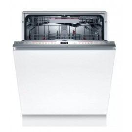 Bosch SMV6EDX57E - Lavastoviglie da Incasso a Scomparsa Totale Serie 6, 13 Coperti, HomeConnect, Classe D