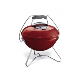 Weber Smokey Joe Premium Ø 37cm Crimson - BBQ a Carbone - Modello 1123004
