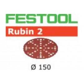 Festool STF D150/48 P80 RU2/10 - Disco abrasivo