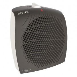 Imetec C4-100 - Termoventilatore 2200W, 2 Velocità, Compatto ed Elegante