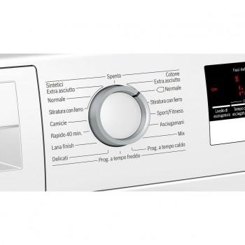Bosch WTR85V07IT - Asciugatrice a Pompa di Calore, 7 Kg, A++