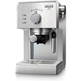 Gaggia RI8437/11 Viva Prestige - Macchina per Caffè Manuale, 1025 W, 15 bar, 1,25 Lt.