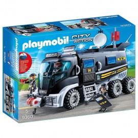 Playmobil 9360 - Veicolo Unità Speciali con Luci e Suoni