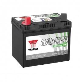 Yuasa batteria per trattorino YUU1