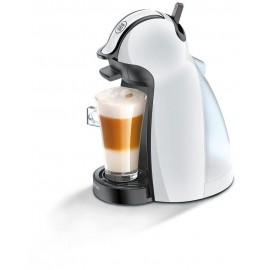 De Longhi EDG100.W Piccolo - Macchina da Caffè a Capsule, 1460 W, 0.6 Lt.