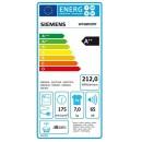 Siemens WT45RV07IT - Asciugatrice a Pompa di Calore, 7 Kg, A++