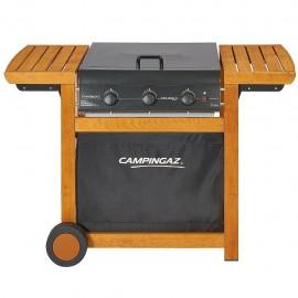 Campingaz - Adelaide 3 Woody Dual Gas - Modello 3000005744