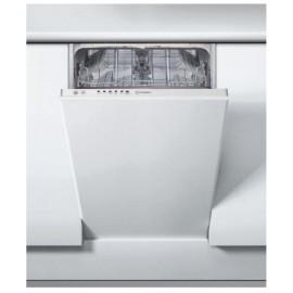 Indesit DSIE 2B10 - Lavastoviglie Slim da Incasso, 45 cm, 10 Coperti, A+
