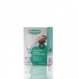 Almacabio A13801 Emerald - Sale Granulare per Lavastoviglie, 1 Kg