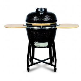 Giabri - Barbecue Kamado Nero Medio Ø 48 cm