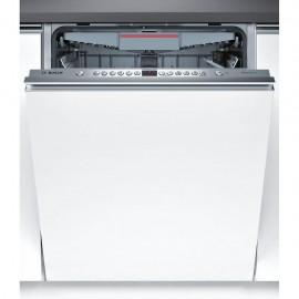 Bosch SMV46KX04E - Lavastoviglie da Incasso a Scomparsa Totale, 13 Coperti, A++
