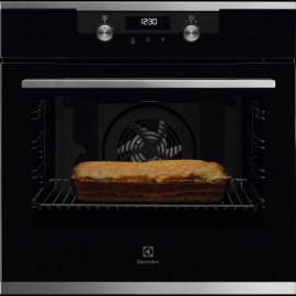 Electrolux KOFDP60X - Forno da Incasso SurroundCook Pirolitico, Pizza, 60 cm, A+