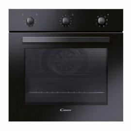 Candy FCT 602 N - Forno da Incasso, Ventilato, Nero, Pizza, 65 litri, A+