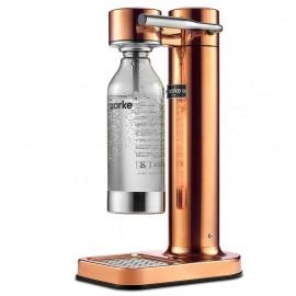 aarke Carbonator II Copper - Gasatore, 1 Bottiglia PET, 1 Lt., BPA Free