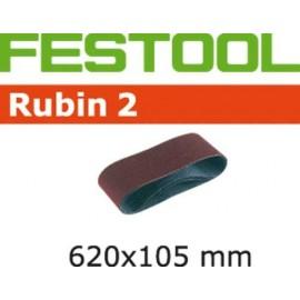Festool L620X105-P80 RU2/10 - Nastro abrasivo