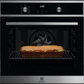 Electrolux EOF6P40X - Forno da Incasso SurroundCook Pirolitico, Pizza, 60 cm, A+