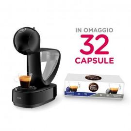 Krups KP1708 Infinissima - Macchina da Caffè a Capsule, 1500 W, 1,2 Lt., 15 bar + 32 Capsule
