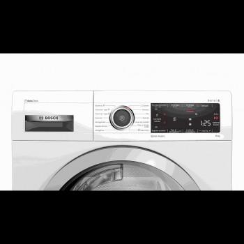 Bosch WTX87KH9IT - Asciugatrice a Pompa di Calore, AutoClean, HomeConnect, 9 Kg, A++