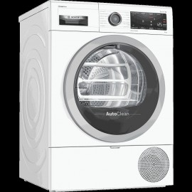 Bosch WTX87KR8IT - Asciugatrice a Pompa di Calore, AutoClean, HomeConnect, 8 Kg, A++