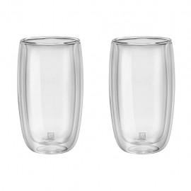 Zwilling 39500-078 - Bicchiere Vetro 350ml, 2 Pezzi