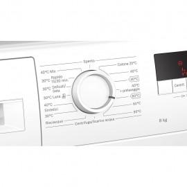 Bosch WAJ20008IT - Lavatrice a Carica Frontale, 8 Kg, 1000 Giri, A+++