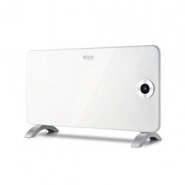 Argo Minimal Week - Termoconvettore Elettrico, 750/1500 W, Bianco