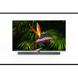 "TCL 65X10 - Smart TV 65"" QLED MINI LED, 4K UHD, HDR, SOUNDBAR ONKYO, A+"