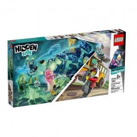 Lego Hidden Side 70425 - Autobus di intercettazione paranormale 3000