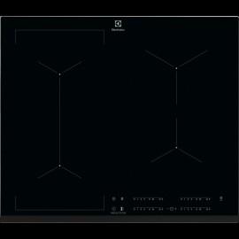 Electrolux EIV63443 - Piano Cottura ad Induzione, Vetroceramica Nero, 4 Zone, 60 cm